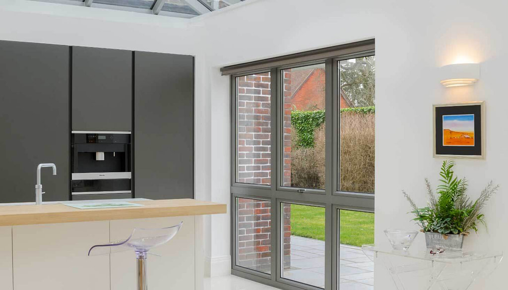 UPVC Sliding Sash Windows - Harefield Windows