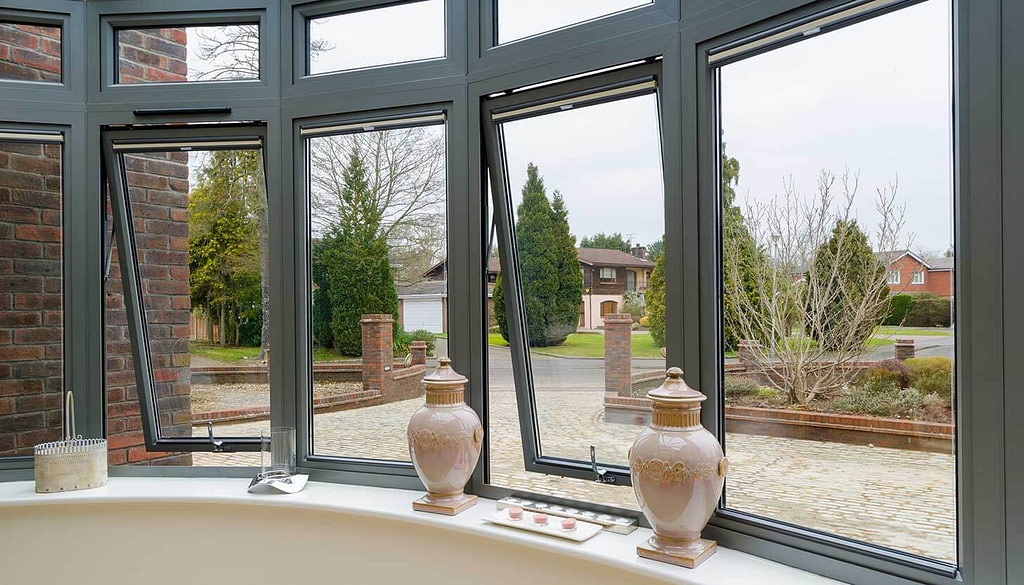 Harefield Windows Sample