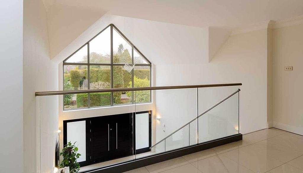 Harefield Windows Sample