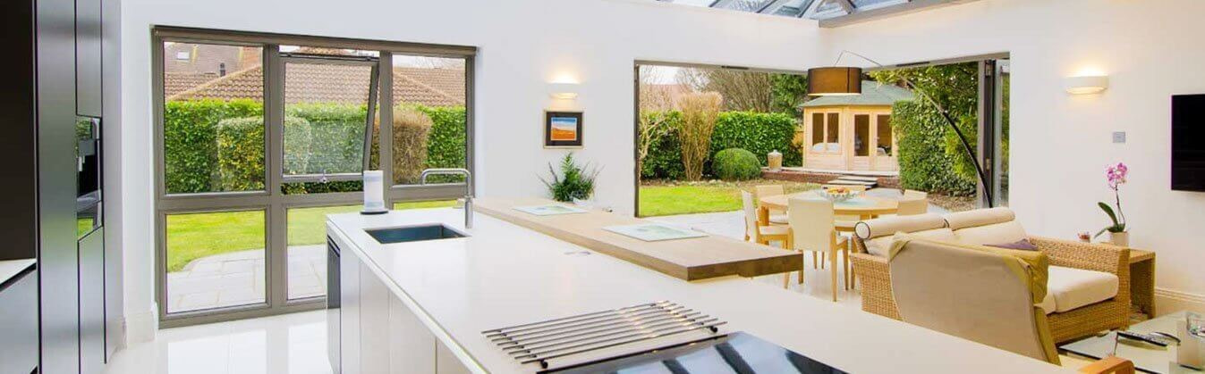 Double/Triple Glazing Options - Harefield Windows