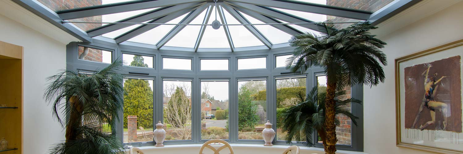 Conservatories - Harefield Windows